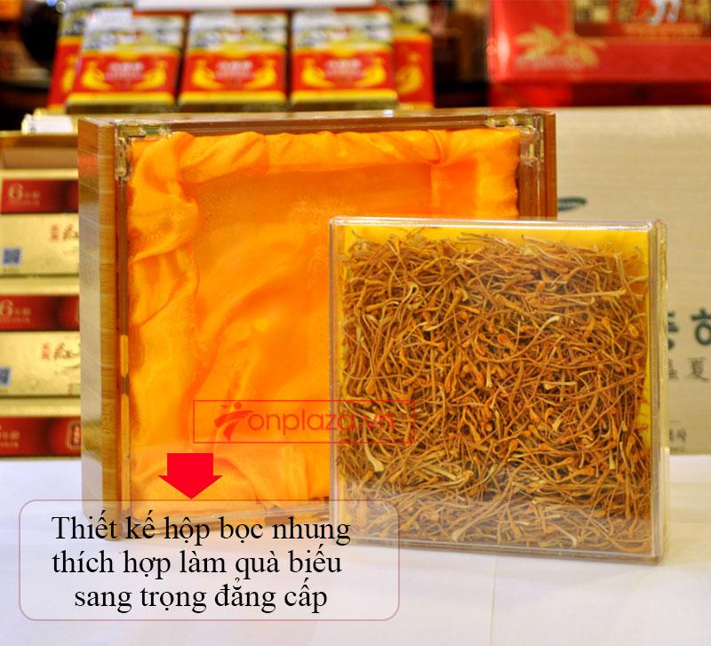 Nấm đông trùng hạ thảo Việt Nam sấy khô 100gr/hộp D205 3