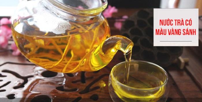 Trà nấm đông trùng hạ thảo tốt cho sức khỏe 2